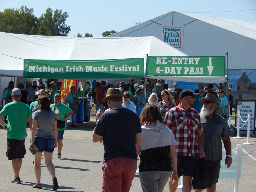 Born From A Love For Muskegon The Michigan Irish Music Festival Lands In The National Spotlight Muskegon Times